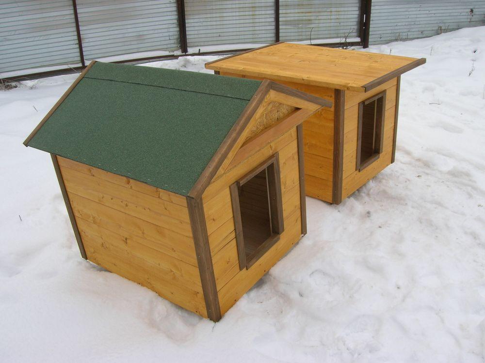 Дом для щенка своими руками